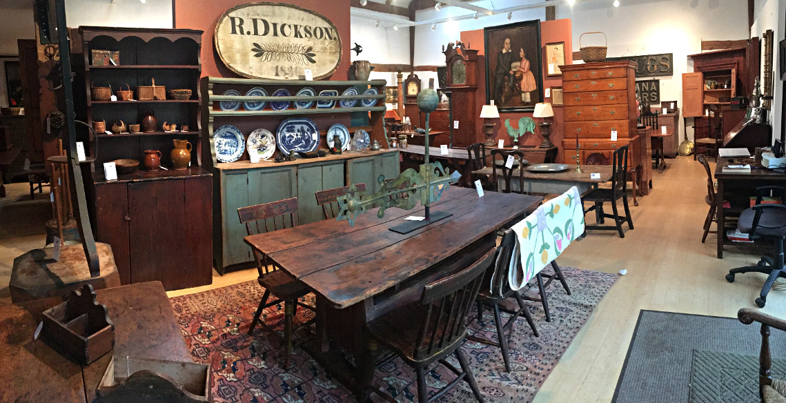 American Country Furniture, Folk Art, Paintings & Accessories ...