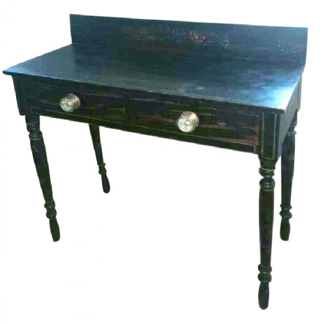 Painted Federal dressing table