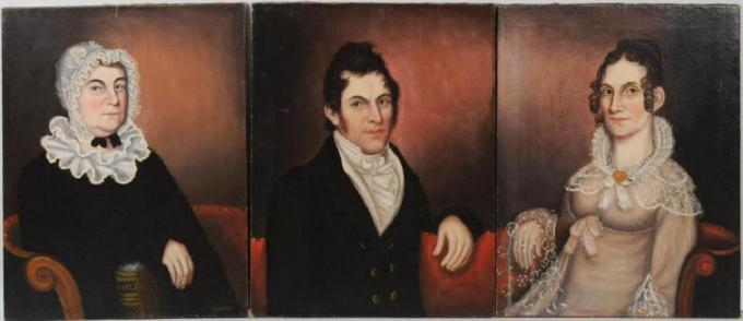 Portraits of a Southern Family - Turner