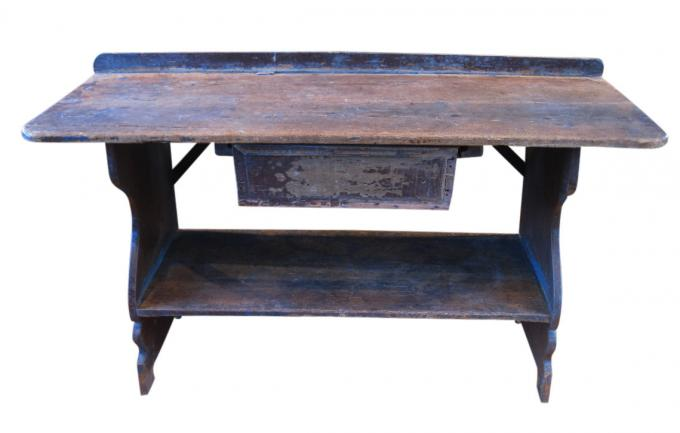 Early Work Table/Bucket Bench