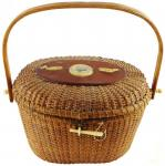 Vintage Nantucket basket