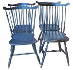 Fan-Back Windsor Chairs