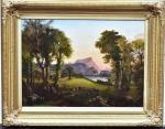 Hudson Valley Landscape Painting